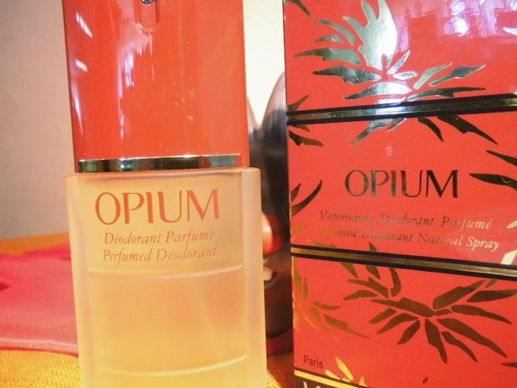 Yves Saint Laurent OPIUM Deodorant Natural Spr