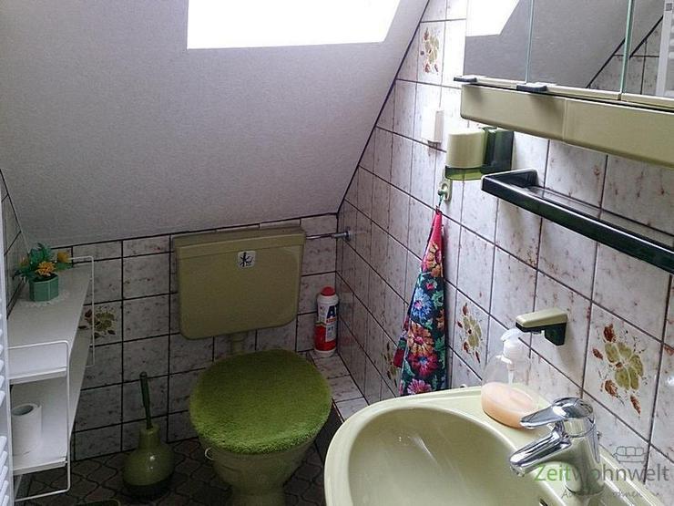 Bild 4: (EF0014_Y) Kassel-Stadt: Harleshausen, möblierte 2-Raumwohnung im Dachgeschoss