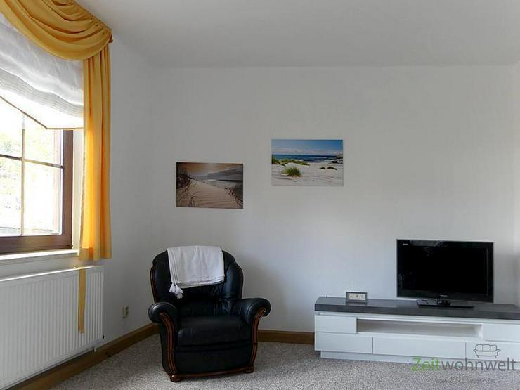 (EF0311_M) Erfurt: Hochheim, möblierte 2-Â?-Zimmerwohnung in ruhiger Wohnlage, WLAN ink... - Bild 1