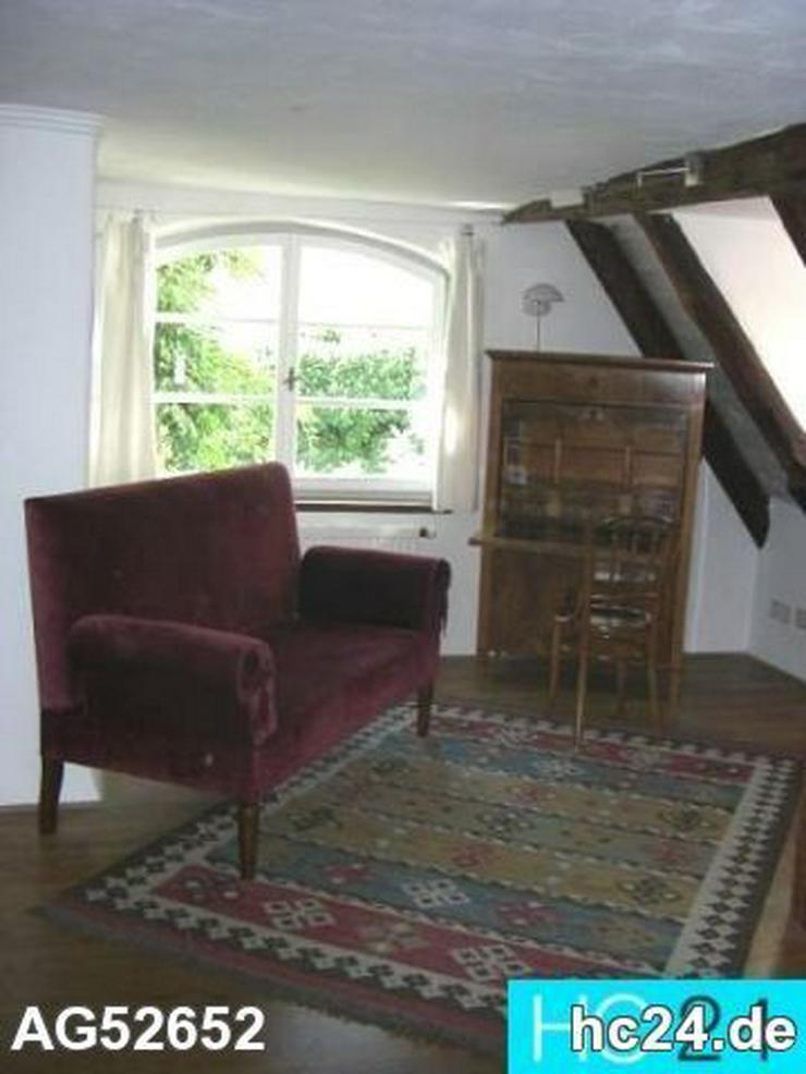 *** 1 Zimmerwohnung, möbliert inTOP Lage Ulm - Wohnen auf Zeit - Bild 1