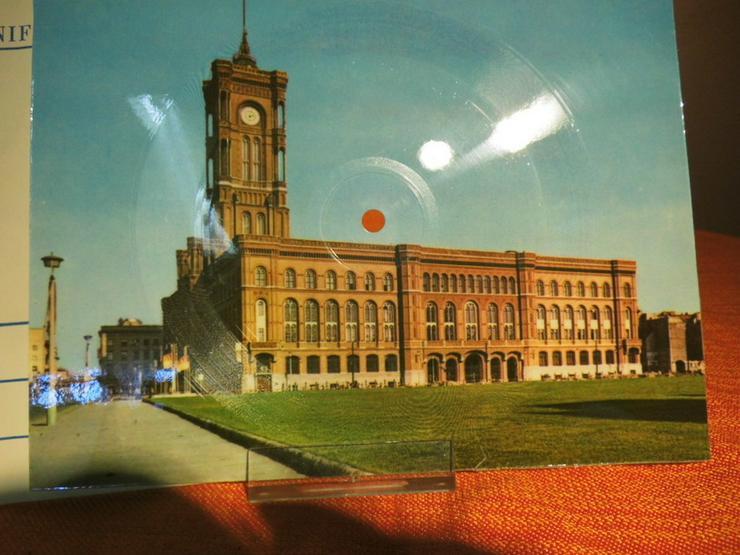 Bild 2: Colorvox Berlin, Rotes Rathaus Tonpostkarte /