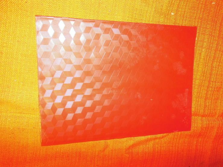 Bild 2: 10 PVC Heftumschläge um 1970 aus der ehemalige