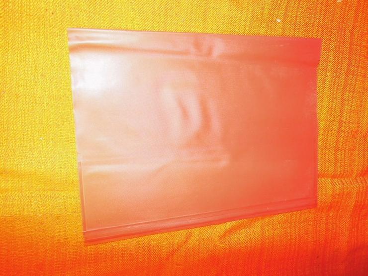 Bild 3: 10 PVC Heftumschläge um 1970 aus der ehemalige