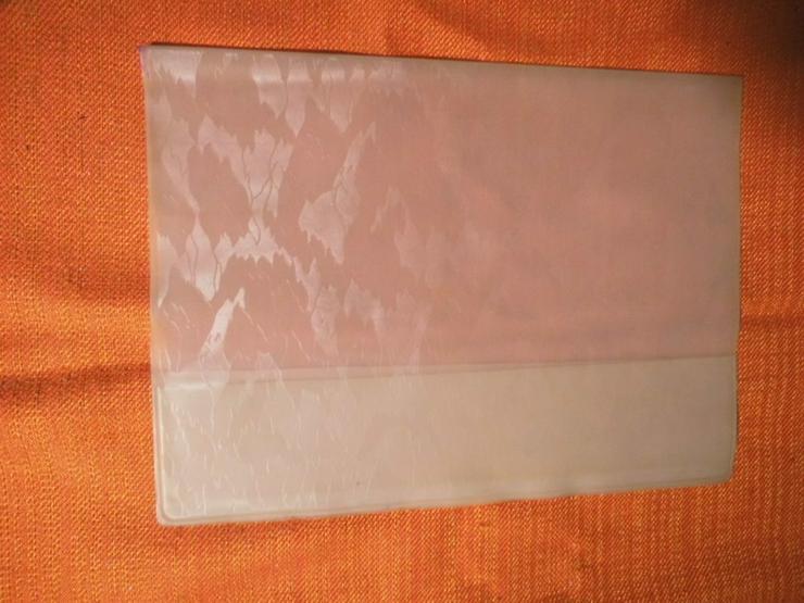 Bild 6: 10 PVC Heftumschläge um 1970 aus der ehemalige