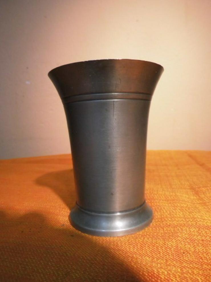 Bild 3: Zinnbecher antike Form von S & M Rein Zinn / Z