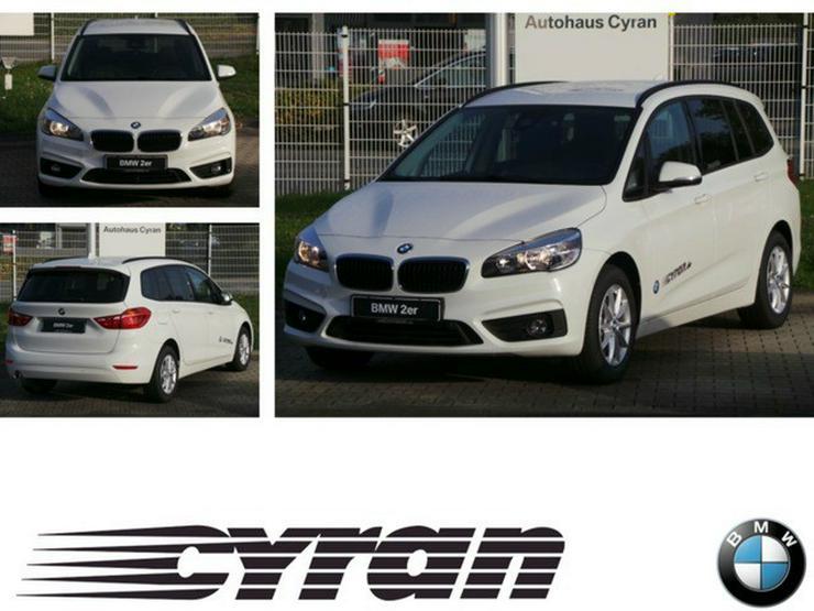BMW 216 Gran Tourer Navigation Automatik Sitzhzg.