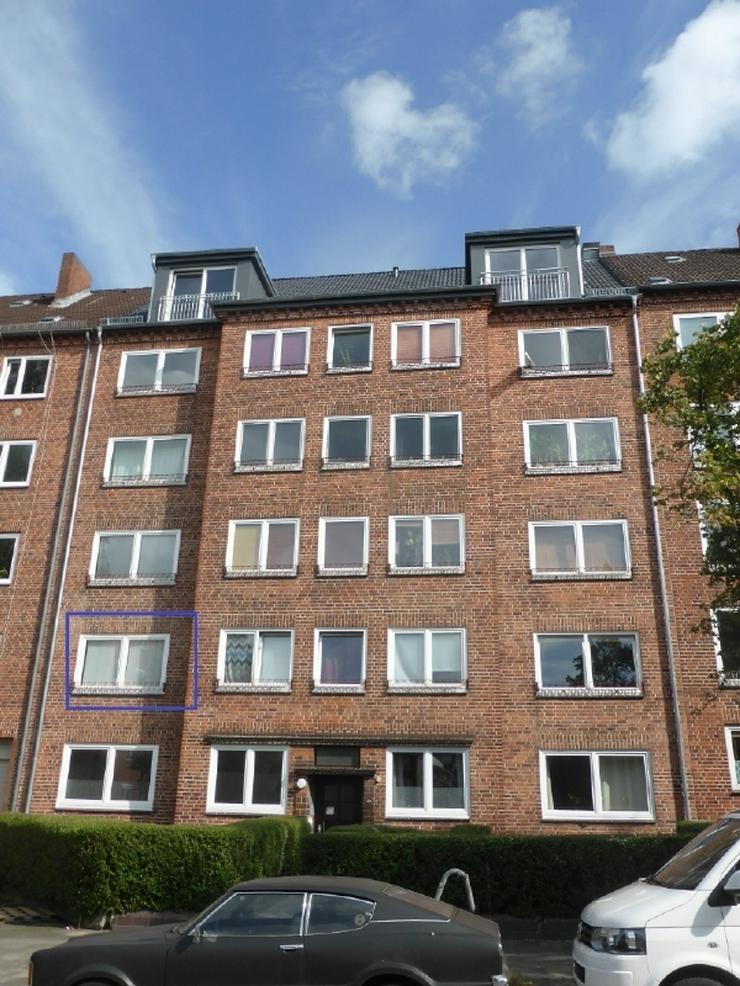Kapitalanlage: Kiel-Cityrand Nähe Gerichte - Wohnung kaufen - Bild 1
