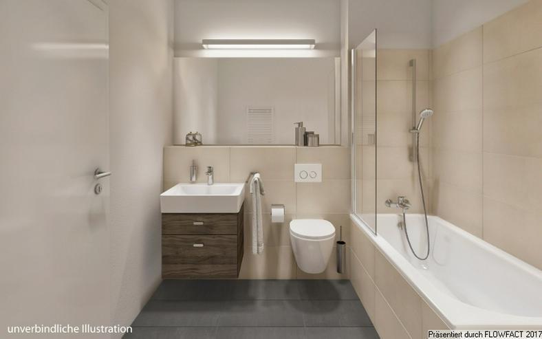 Bild 5: Sang ONE - 3-Zimmer-Wohnung mit großem Wohnbereich und Terrasse