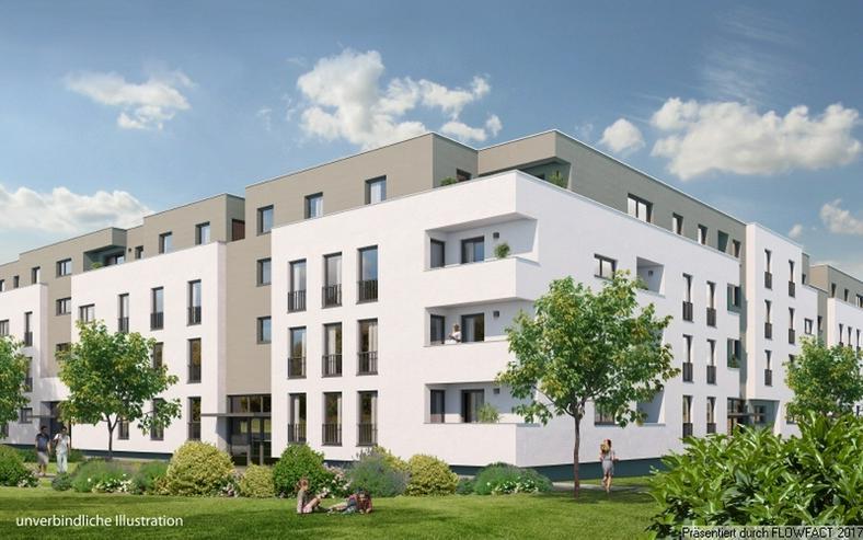 Bild 4: Sang ONE - 3-Zimmer-Wohnung mit großem Wohnbereich und Terrasse