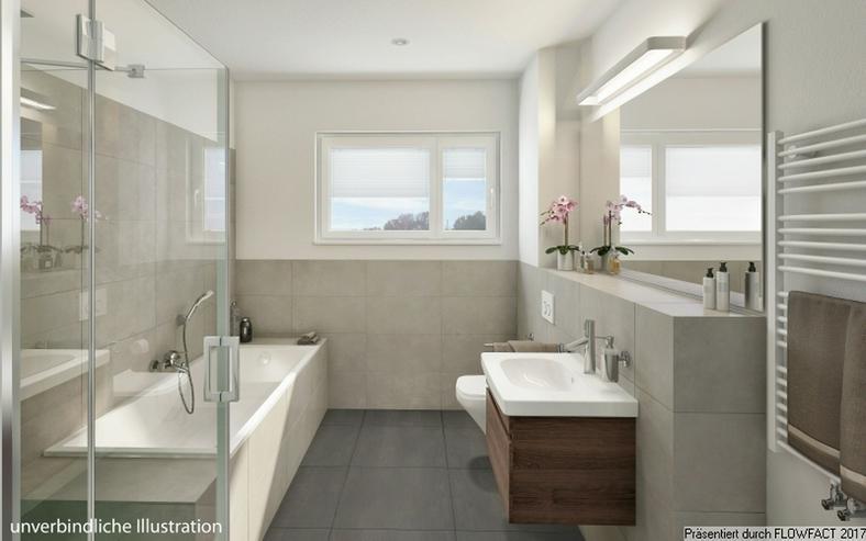 Bild 6: Sang ONE - 3-Zimmer-Wohnung mit großem Wohnbereich und Terrasse