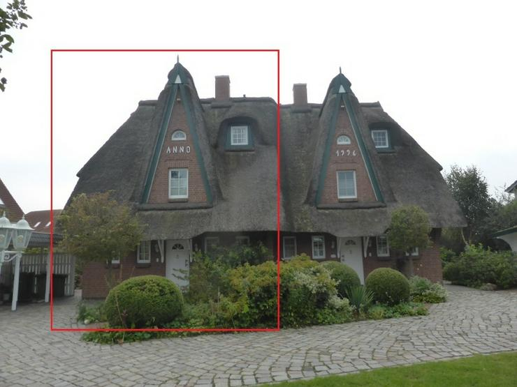 Reetdachhaushälfte nur wenige Schritte vom Ostseestrand! - Haus kaufen - Bild 1