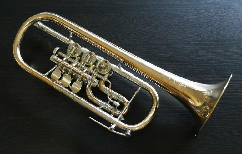Meister J. Scherzer Profiklasse D - Trompete