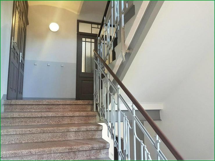 Bild 6: Chemnitz - eine neu renovierte 2 Zimmerwohnung in einem herrschaftlichen Stadthaus