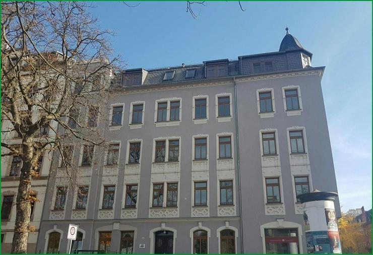 Bild 4: Chemnitz - eine neu renovierte 2 Zimmerwohnung in einem herrschaftlichen Stadthaus