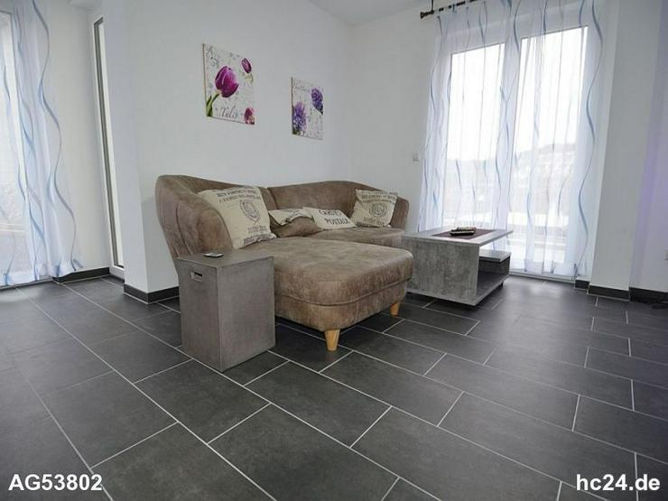 Bild 1: **** möblierte, modern eingerichtete 3 Zimmer-Wohnung in Blaustein