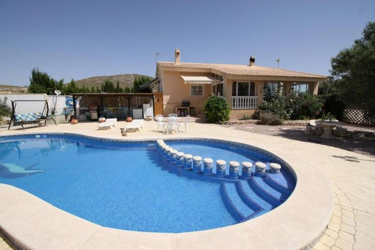 Schönes Landhaus im Vorort von Pinoso - Haus kaufen - Bild 1