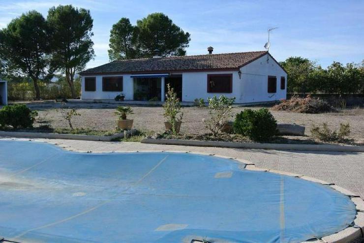 Gepflegte Villa mit Pool - Haus kaufen - Bild 1