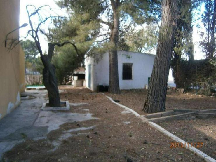 Bild 5: Landhaus mit kleiner Casita und Pool