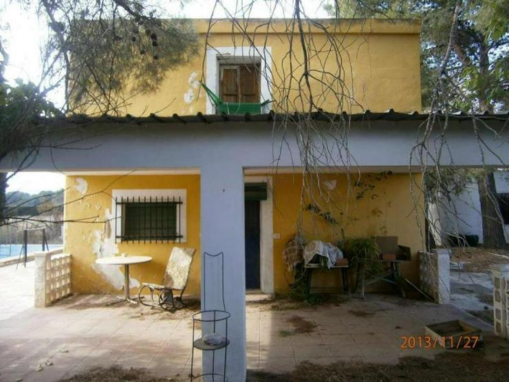 Bild 2: Landhaus mit kleiner Casita und Pool