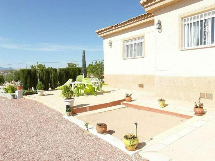 Bild 6: Herrliche Villa inmitten der Weingärten um Pinoso