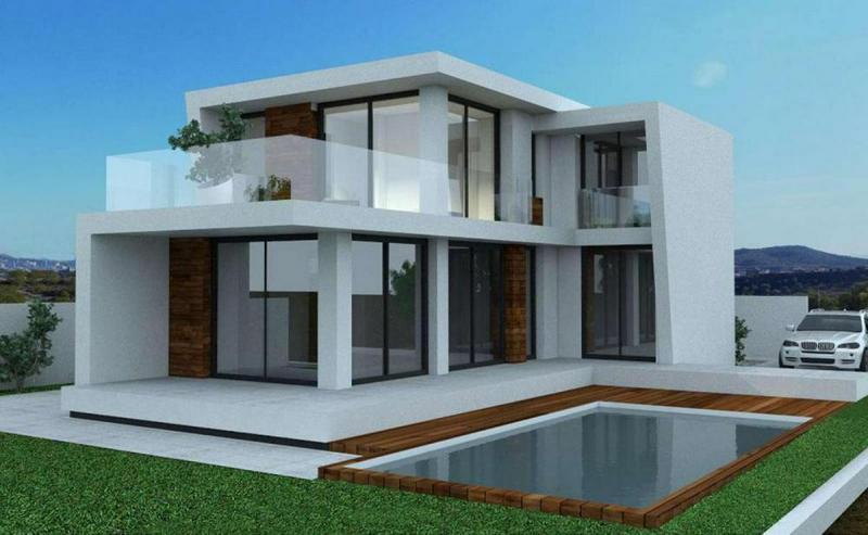 Neubau bei Benidorm - Haus kaufen - Bild 1