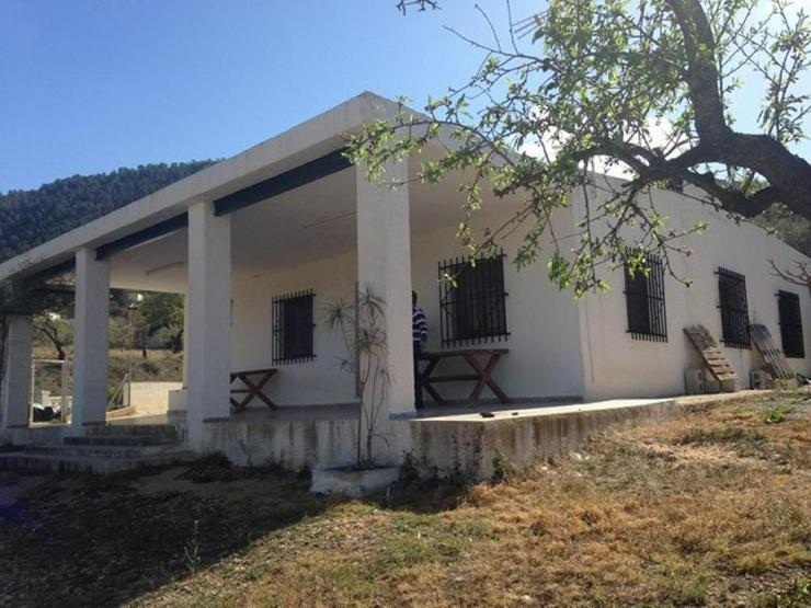 Finca mit Weitblick - Haus kaufen - Bild 1