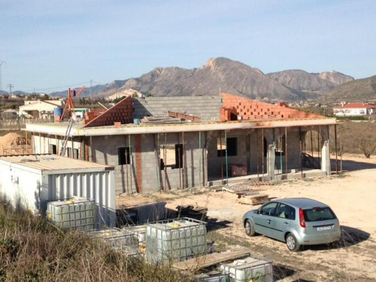 Bild 2: Das könnte Ihr Neubau sein .....