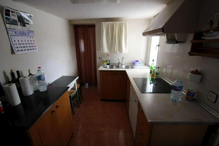 Bild 6: Typisch spanische Doppelhaushälfte