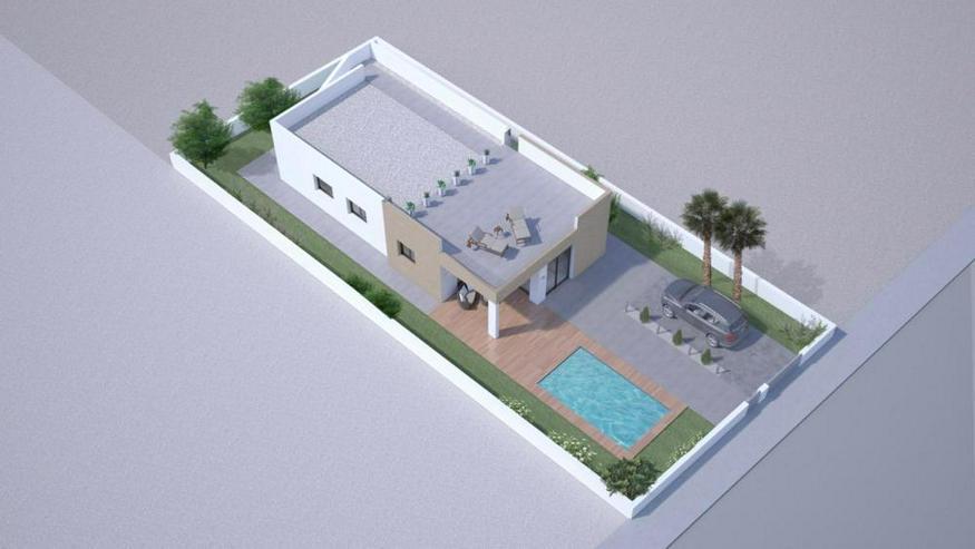 Bild 3: Neubau Villa