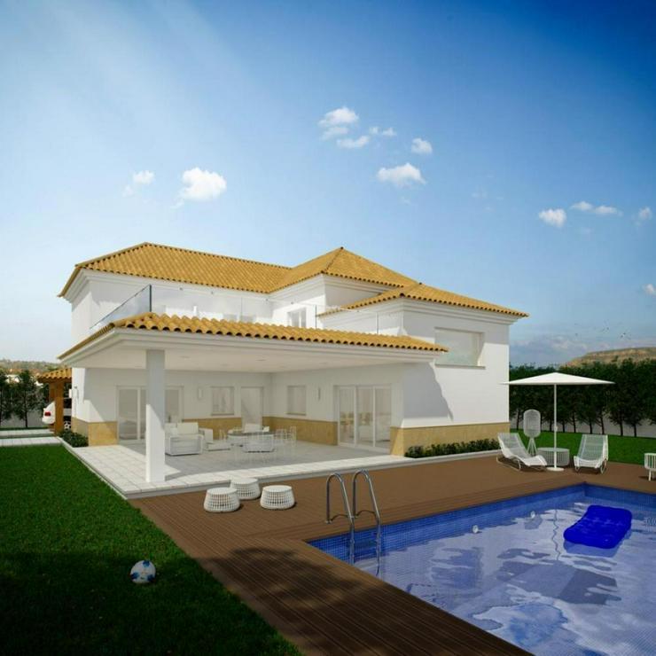 Finca Colonial * Neubau * - Haus kaufen - Bild 1