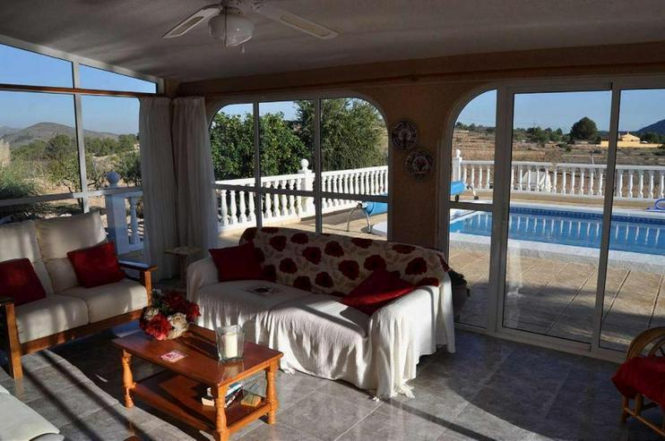 Bild 5: Casa de Campo mit Pool