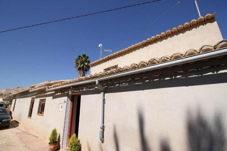 Beeindruckendes Haus in den Weinfeldern um La Romana - Haus kaufen - Bild 1