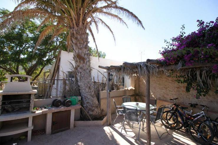 Bild 5: Beeindruckendes Haus in den Weinfeldern um La Romana