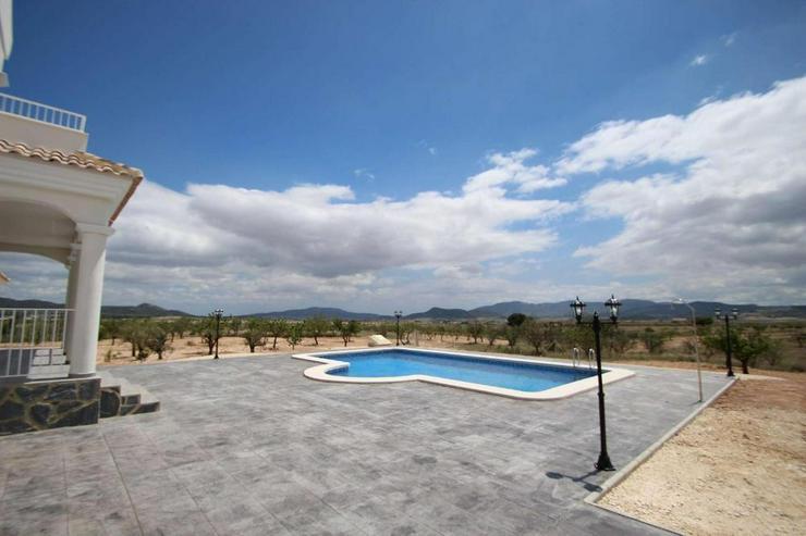 Bild 6: Baugleiche Villa, verschieden Grundstücke zur Wahl