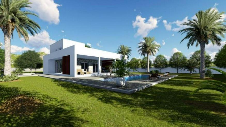 Neubau Villa inkl. Grundstück * Verschiedene Varianten und Orte möglich - Haus kaufen - Bild 1