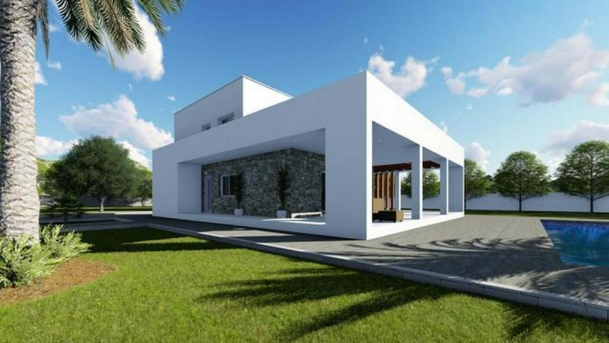 Bild 2: Neubau Villa inkl. Grundstück * Verschiedene Varianten und Orte möglich