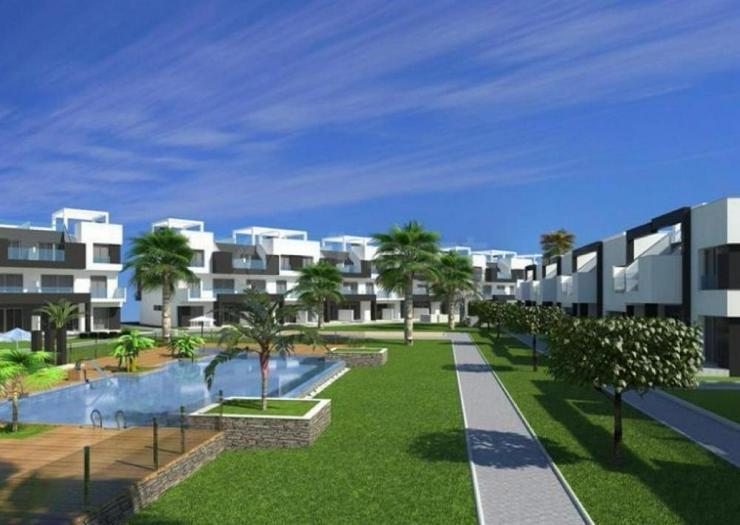 Neue Apartmens * Pool * Jacuzzi - Wohnung kaufen - Bild 1