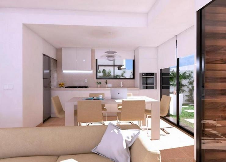 Bild 3: Neubau Projekt - Oliva de Roda Golfplatz