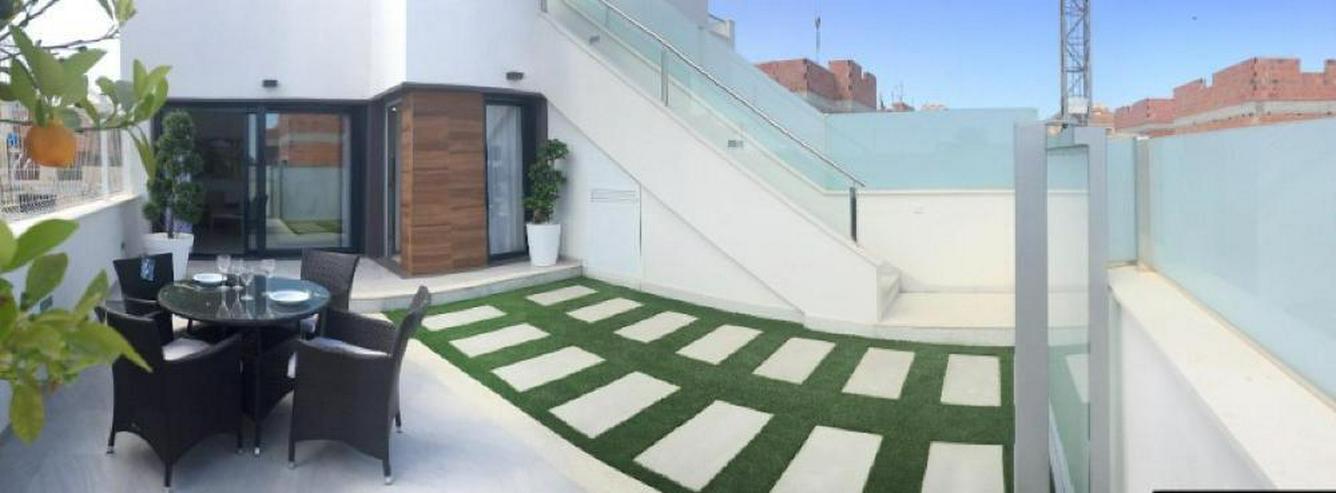 Bild 2: Neubau Projekt - Oliva de Roda Golfplatz