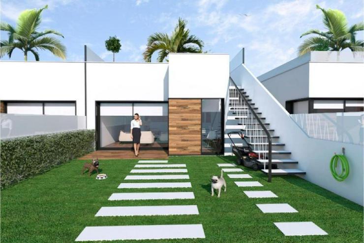 Bild 7: Neubau Projekt - Oliva de Roda Golfplatz