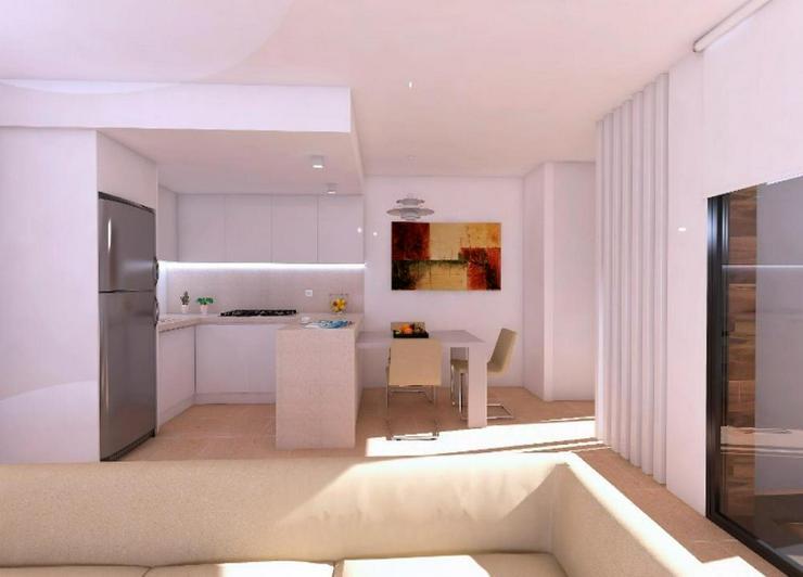 Bild 4: Neubau Projekt - Oliva de Roda Golfplatz
