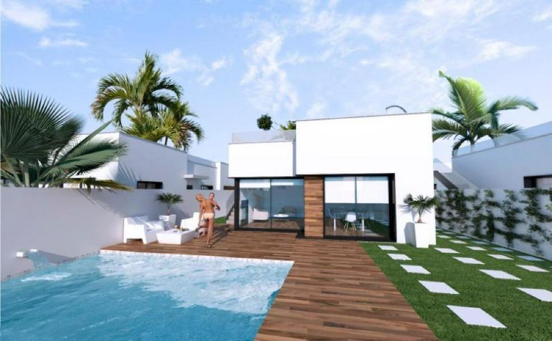 Neubau Projekt - Oliva de Roda Golfplatz - Haus kaufen - Bild 1