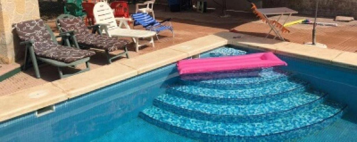 Bild 2: Pool-Villa , Ortsnah