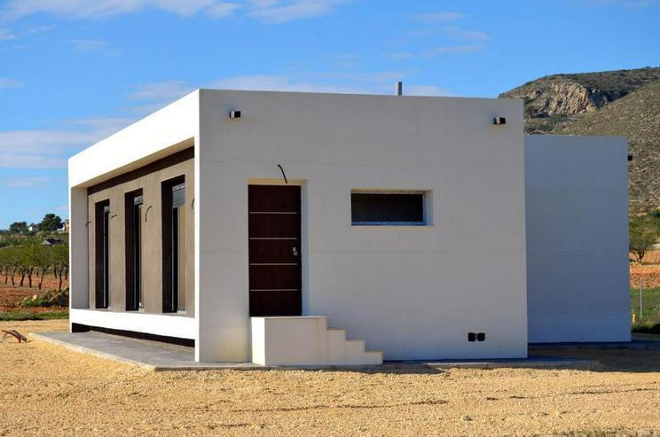 Bild 6: Modernes Neubau-Projekt