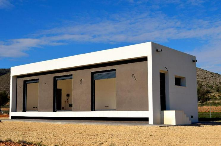 Bild 2: Modernes Neubau-Projekt
