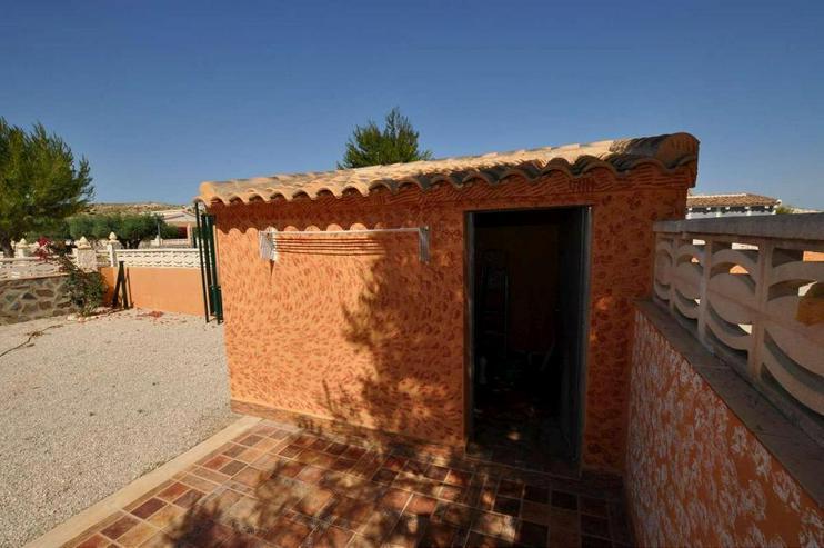 Bild 3: Freistehendes Haus in geschlossener Gemeinschaftsanlage