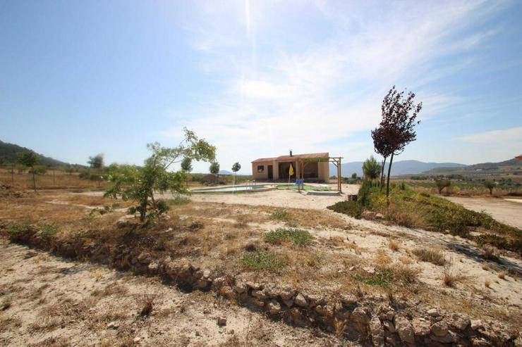 Bild 5: Diese Villa thront über den Dächern von Sax