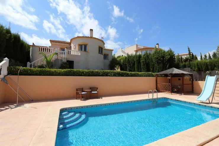 Villa in Castalla - Haus kaufen - Bild 1