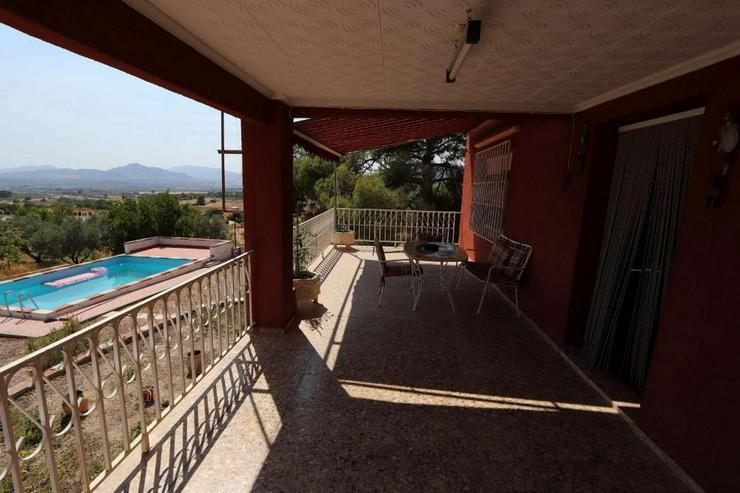 Bild 6: Blick auf Mandel- und Olivenbäume * Mietkauf möglich*