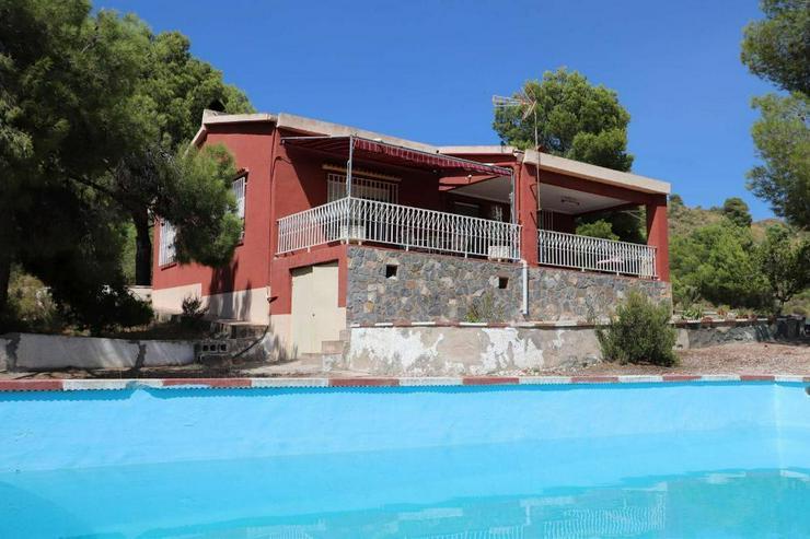 Blick auf Mandel- und Olivenbäume * Mietkauf möglich* - Haus kaufen - Bild 1